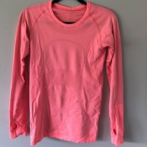 Lulu Lemon Long Sleeve